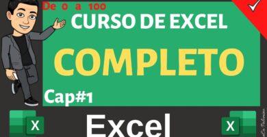 Introducción de Excel para Principiantes