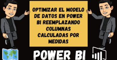 Optimizar el Modelo de datos en Power Bi Reemplazando Columnas calculadas por Medidas