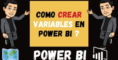 Como CREAR VARIABLES en Power BI