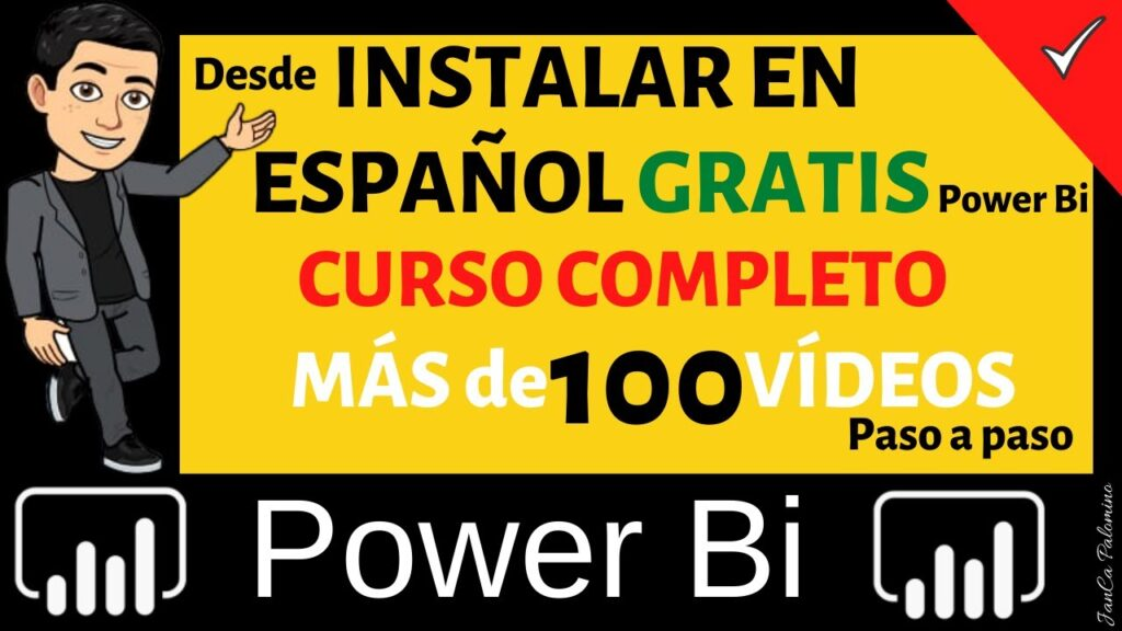 Como Descargar e Instalar Power BI gratis #1