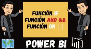 Como USAR la Función IF Función AND && y Función OR   