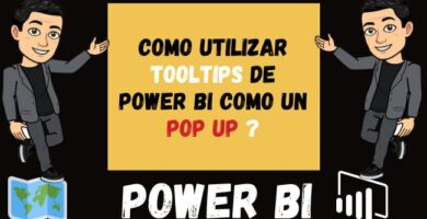 Como utilizar Tooltips de Power Bi como un POP UP
