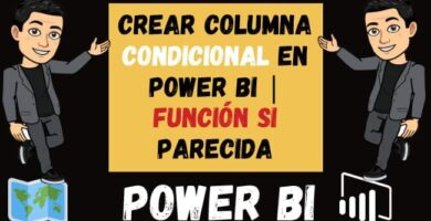 Crear Columna condicional en Power Bi Función Si en Power Bi