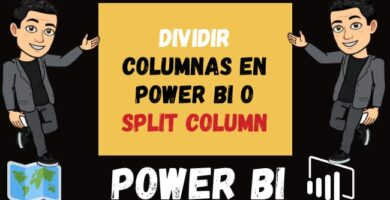 Dividir Columnas en Power Bi o Split Column