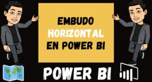 EMBUDO Horizontal en Power BI