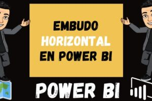 EMBUDO Horizontal en Power BI