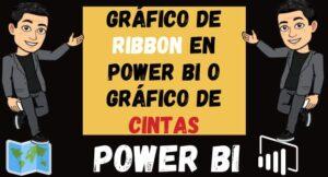 Gráfico de RIBBON en Power Bi o Gráfico de CINTAS