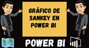 Gráfico de SANKEY en power BI para ver Comportamiento de visitas o Navegación WEB