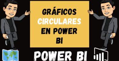 Gráficos circulares en Power bi
