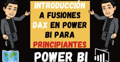 Introducción a Fusiones DAX en Power Bi para Principiantes 🥇
