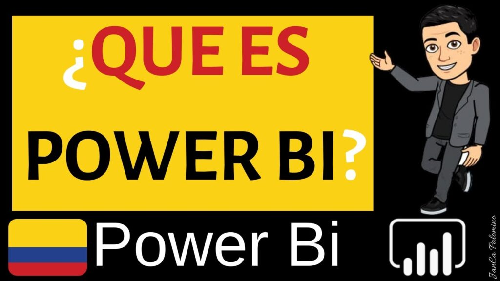 Que es Power Bi