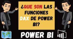 Que son las funciones DAX de Power BI
