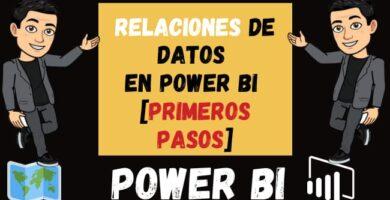 Relaciones de Datos en Power BI Principiantes