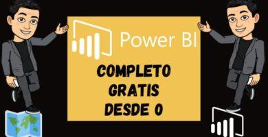 Tutorial de Power BI Gratis Paso a Paso Desde Cero curso online de power bi gratis